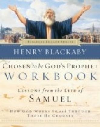 Chosen to Be God's Prophet Workbook