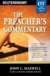 Preacher's Commentary - Volume 05: Deuteronomy
