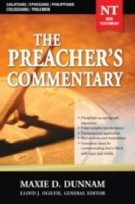 Preacher's Commentary - Volume 31: Galatians / Ephesians / Philippians / Colossians / Philemon