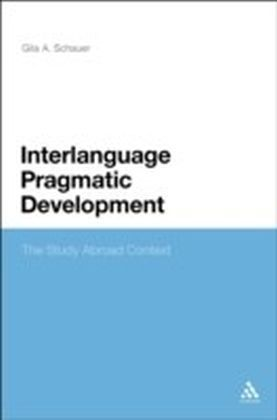 Interlanguage Pragmatic Development