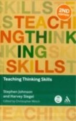 Teaching Thinking Skills