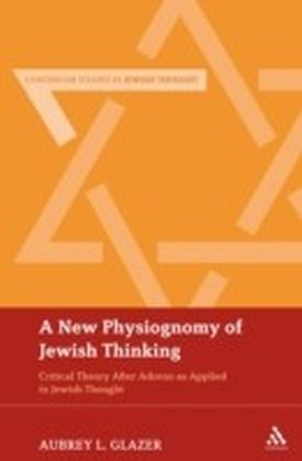 New Physiognomy of Jewish Thinking