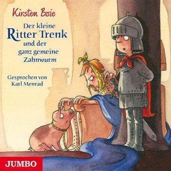 Der kleine Ritter Trenk und der ganz gemeine Zahnwurm, 1 Audio-CD