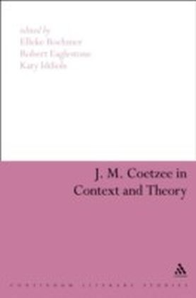 J. M. Coetzee in Context and Theory