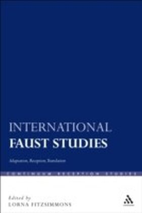 International Faust Studies