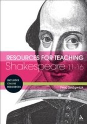 Resources for Teaching Shakespeare