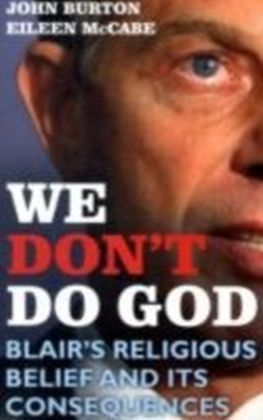 We Don't Do God