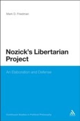 Nozick's Libertarian Project