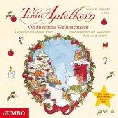 Tilda Apfelkern - Oh du schöne Weihnachtszeit, 2 Audio-CDs