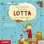 Mein Lotta-Leben - Lotta feiert Weihnachten, 1 Audio-CD