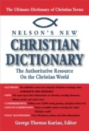 Nelsons New Christian Dictionary