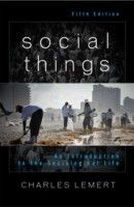 Social Things