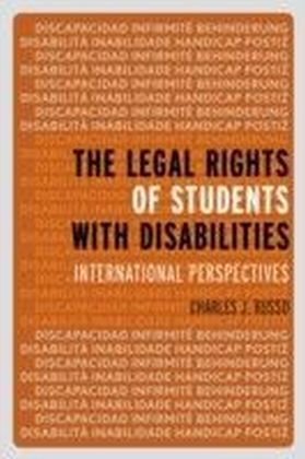 Legal Rights of Students with Disabilities