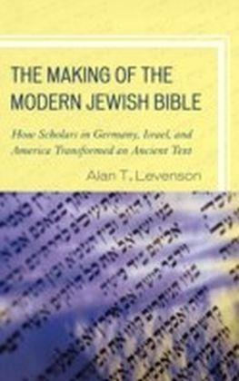 Making of the Modern Jewish Bible