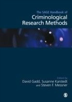 SAGE Handbook of Criminological Research Methods