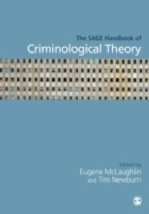 SAGE Handbook of Criminological Theory