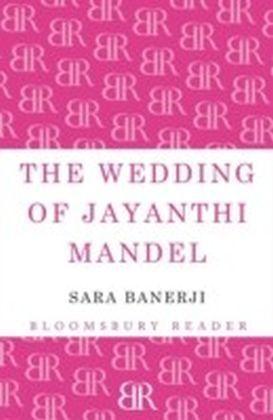 Wedding of Jayanthi Mandel