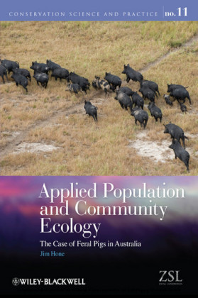 Applied Population and Community Ecology