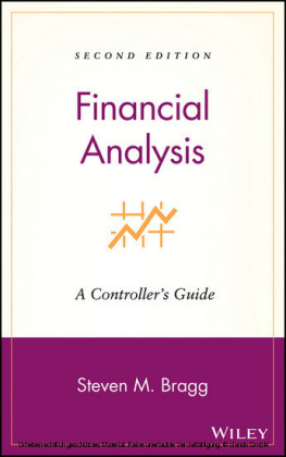 Financial Analysis,