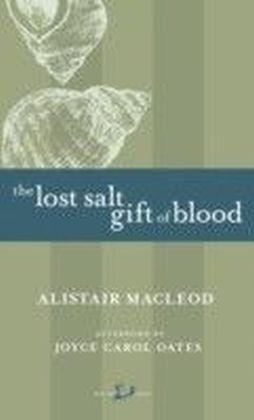 Lost Salt Gift of Blood