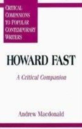 Howard Fast: A Critical Companion