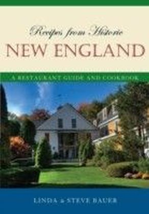 Recipes from Historic New England