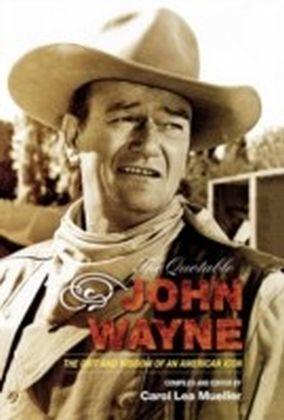 Quotable John Wayne