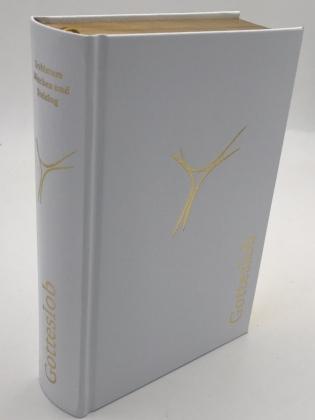 Gotteslob - Ausgabe für das Erzbistum München und Freising, Lederimitat weiß