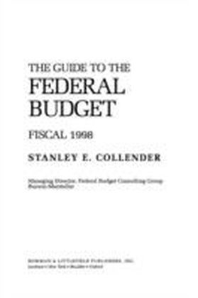 Guide to the Federal Budget