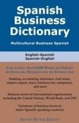Spanish Business Dictionary