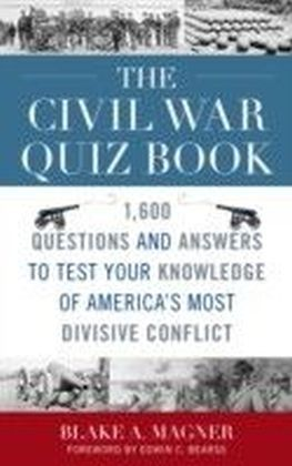 Civil War Quiz Book