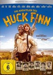 Die Abenteuer des Huck Finn, 1 DVD Cover
