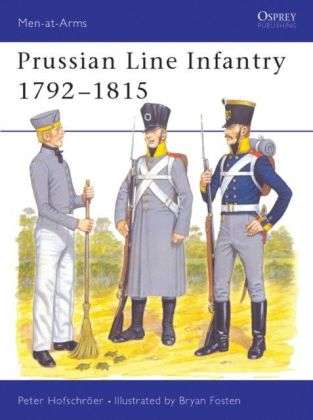 Prussian Line Infantry 1792-1815