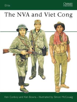 NVA and Viet Cong