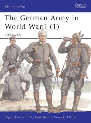 German Army in World War I (1)