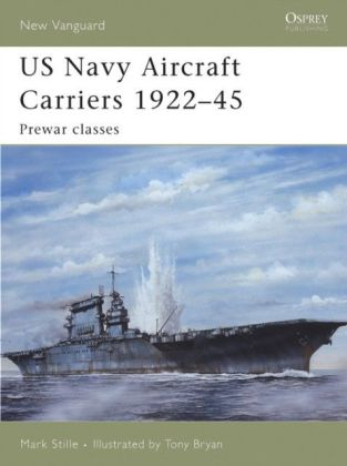 US Navy Aircraft Carriers 1922-45