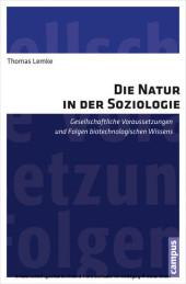 Die Natur in der Soziologie