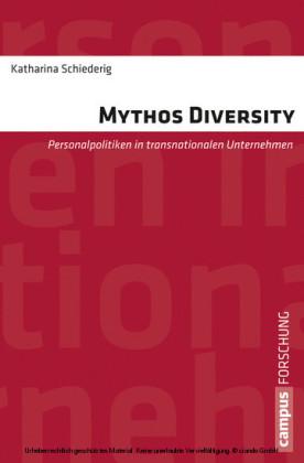 Mythos Diversity