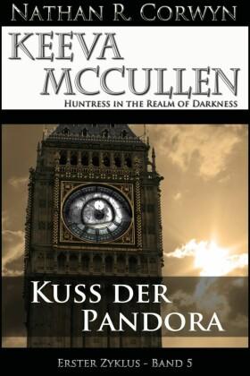 Keeva McCullen - Kuss der Pandora
