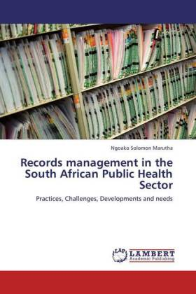 Records Management in the South African Public Health Sector