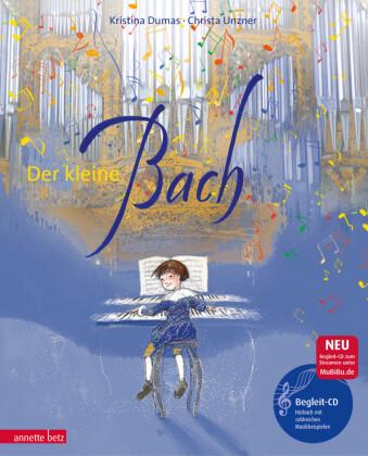 Der kleine Bach, m. Audio-CD