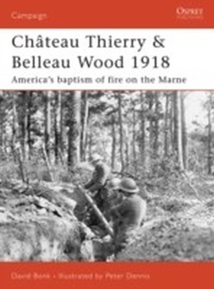 Chateau Thierry & Belleau Wood 1918, America's baptism of fire on the Marne