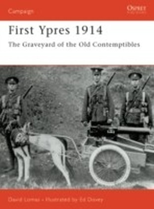 First Ypres 1914, The graveyard of the Old Contemptibles