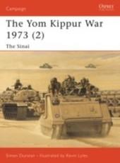 Yom Kippur War 1973 (2) The Sinai