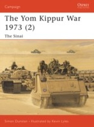Yom Kippur War 1973 (2) The Sinai