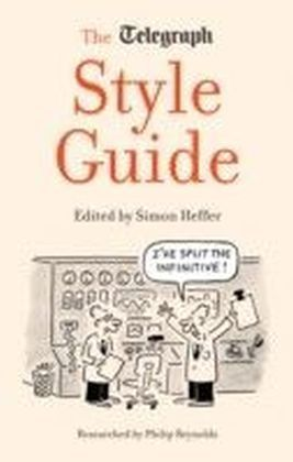 Telegraph Style Guide