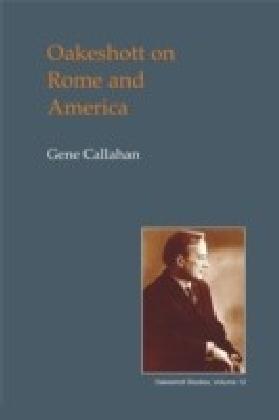 Oakeshott on Rome and America