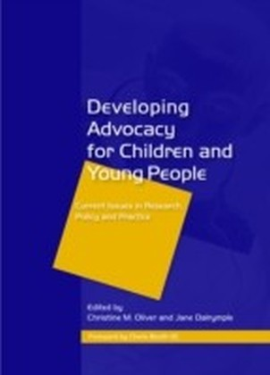 Developing Advocacy for Children and Young People