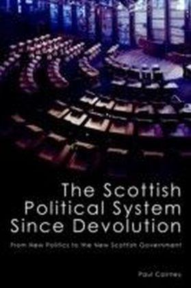 Scottish Political System Since Devolution