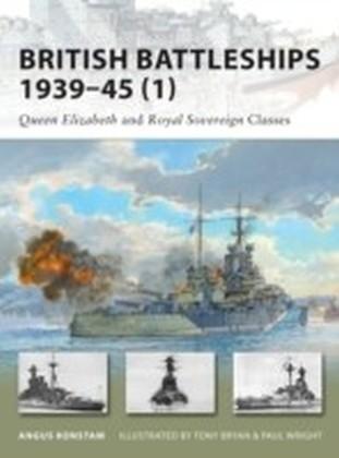 British Battleships 1939-45 (1)